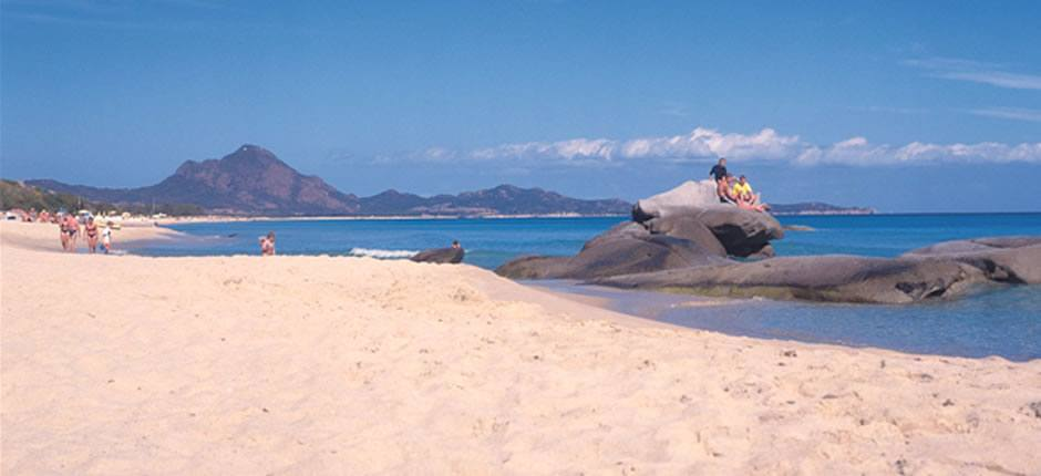 Fotogallery immagini e fotografie di costa rei muravera in sardegna - Spiaggia piscina rei ...